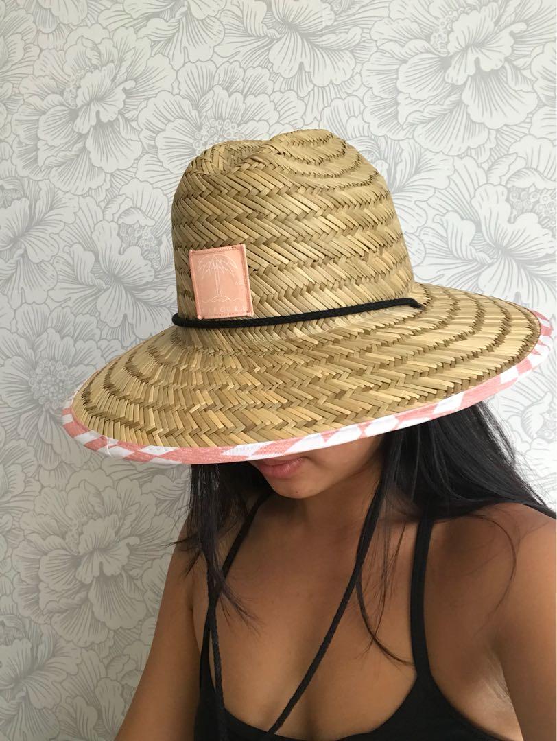 Ripcurl Straw Hat