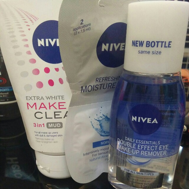 Rm25 for all!! 🆕 nivea collection