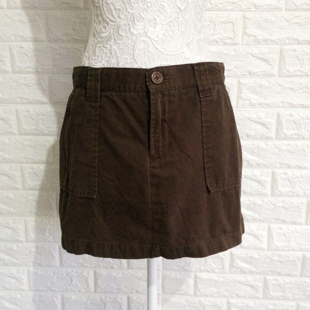 Roxy Corduroy Skirt