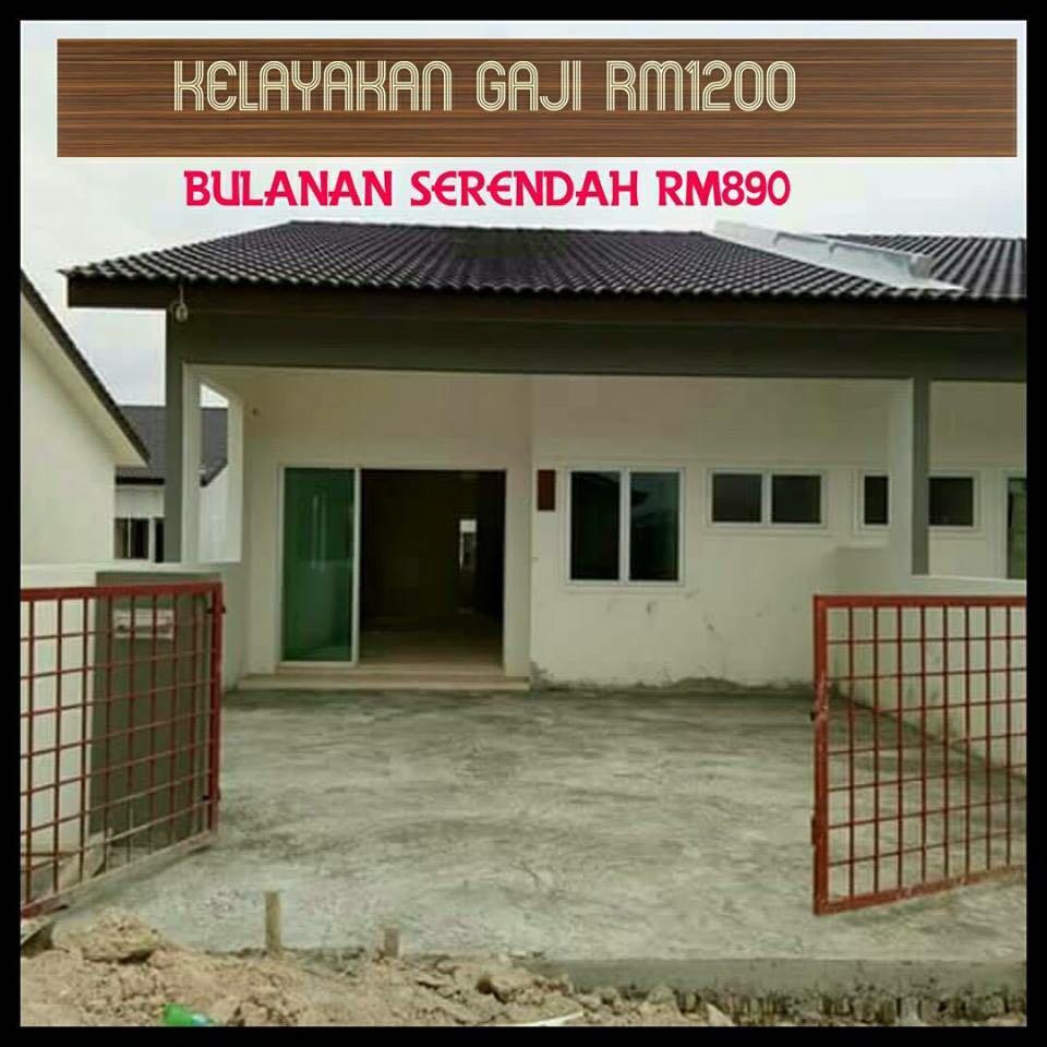 Rumah Untuk Dijual Setia Tropika Johor Bahru Lock Down X