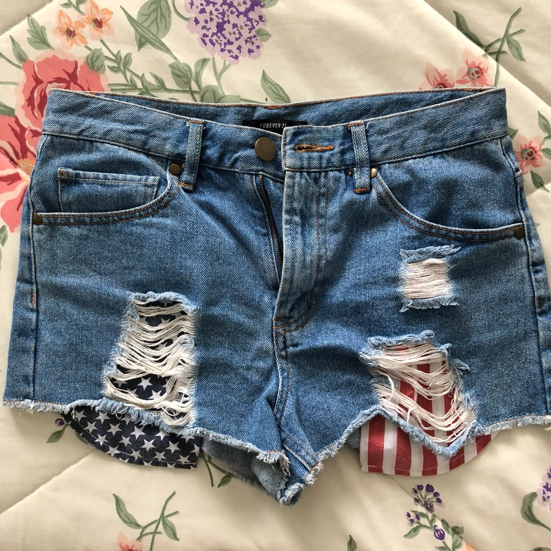 Shorts forever 21