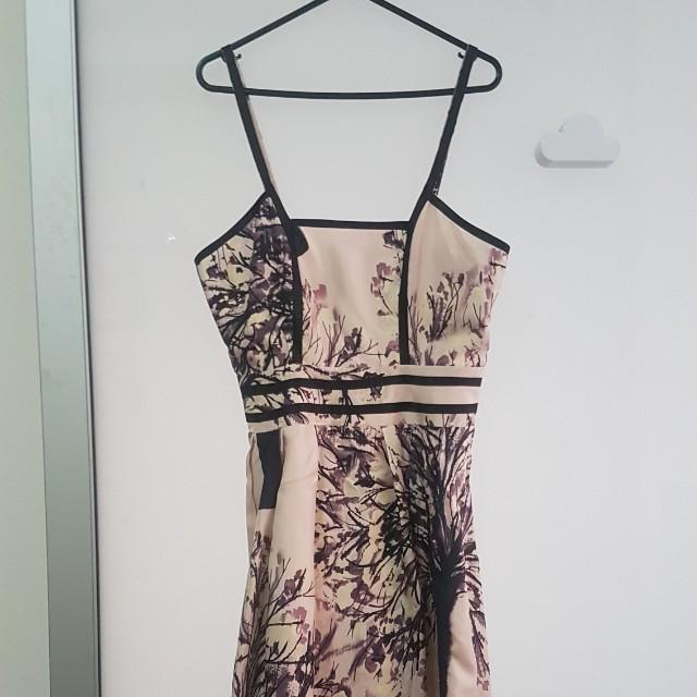 Silk Dress sz 8