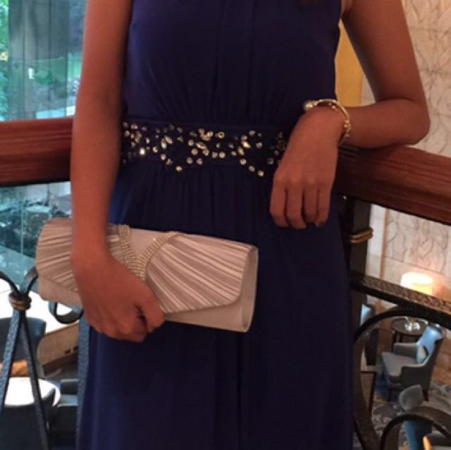 Silver Bag (for parties)