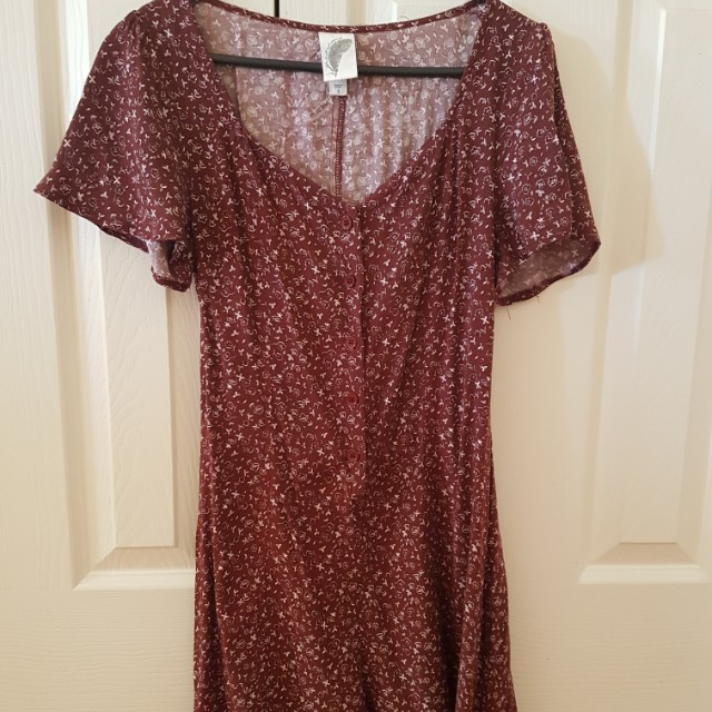 SIZE SMALL DON'T ASK AMANDA PLAYSUIT