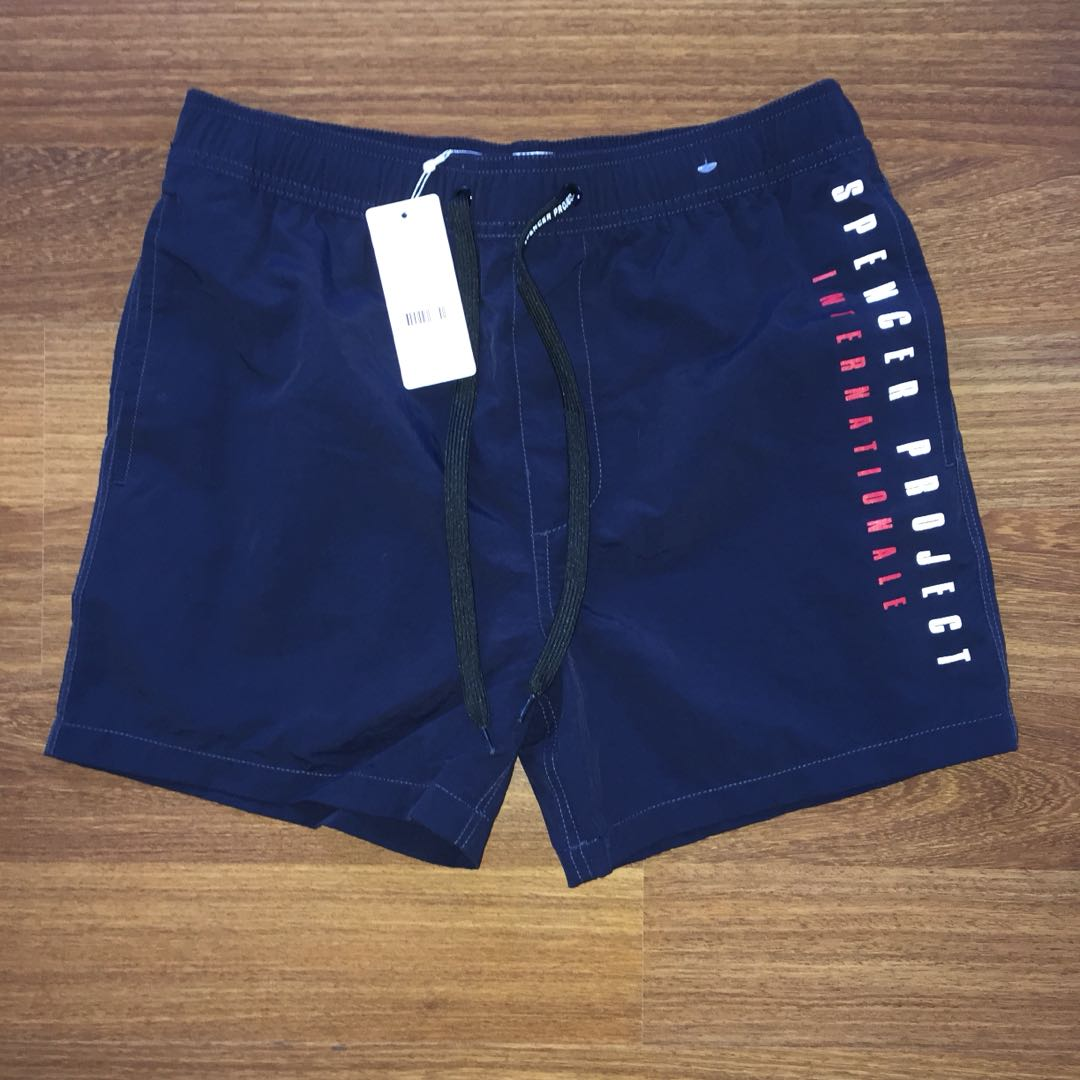 Spencer Project Shorts