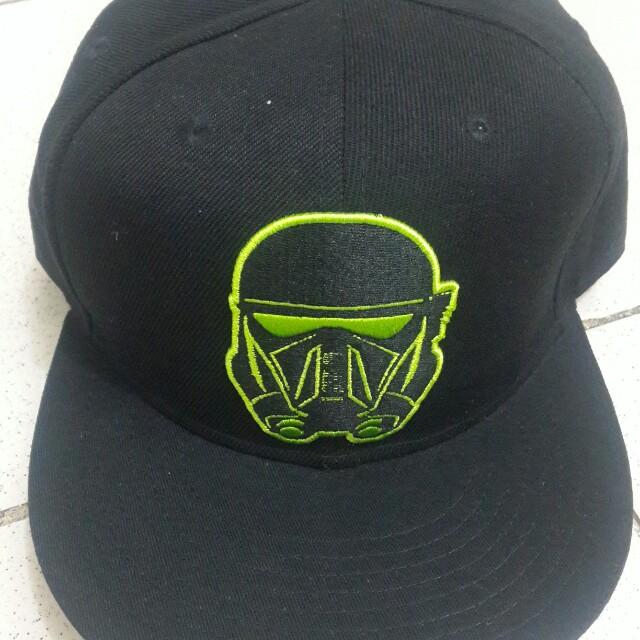 15dd3fa184a7e Starwars Storm Trooper Snapback