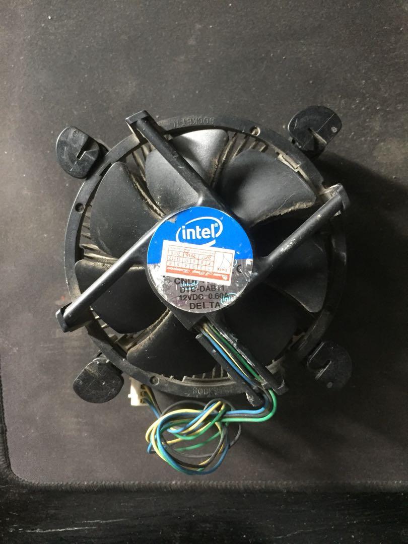 Stock 1150 Fan
