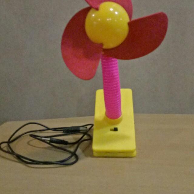 Stroller Fan Clip