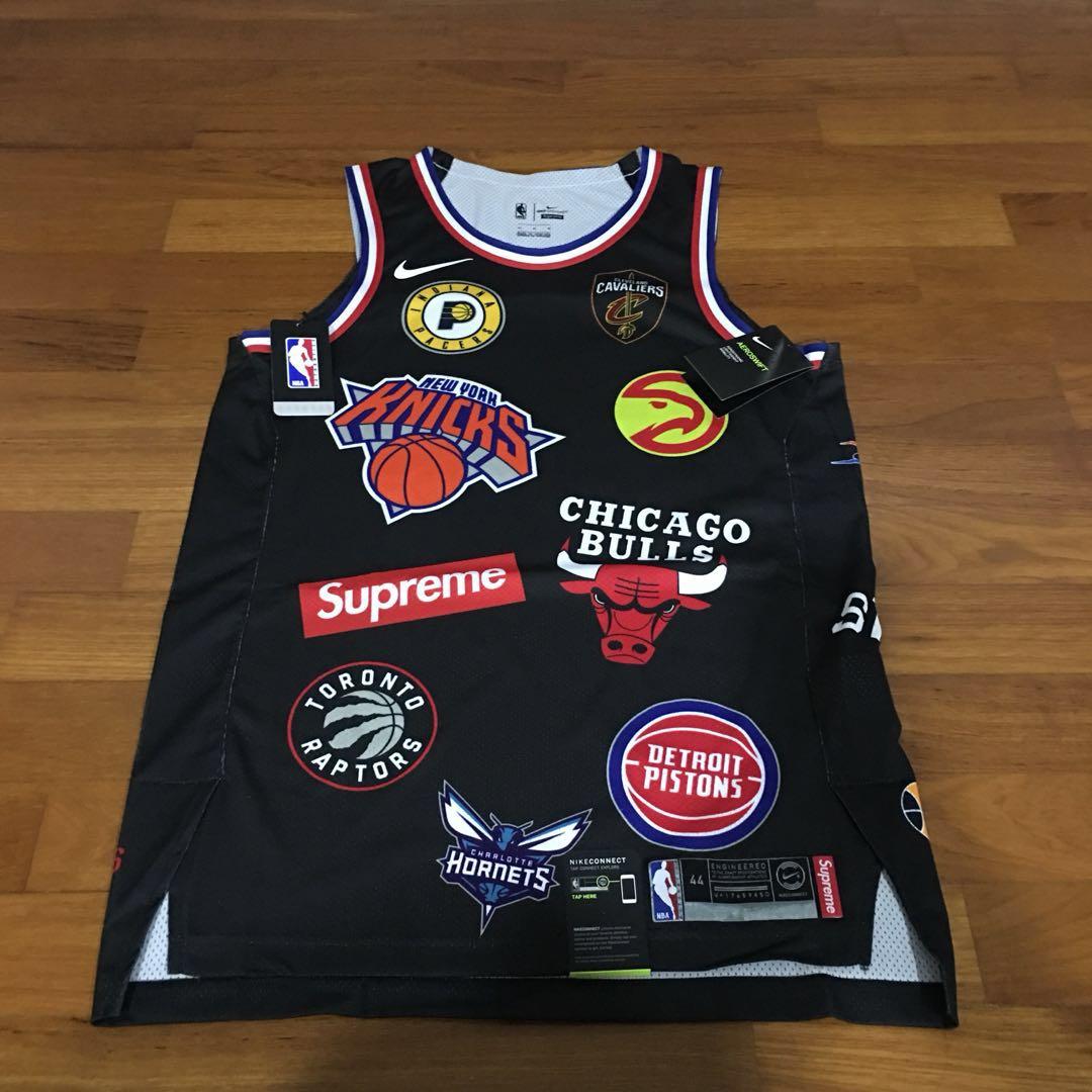 Supreme Nike NBA Jersey 5a8f85e2b