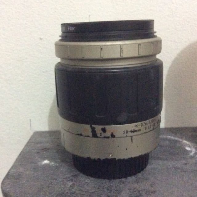 Tamron 28-80 AF for Canon