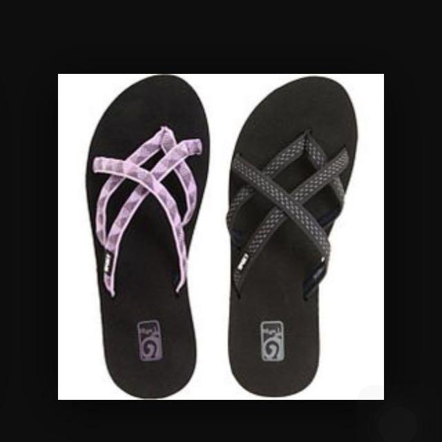 a550e8c361db Teva Olowahu Sandals Slippers Flip Flops