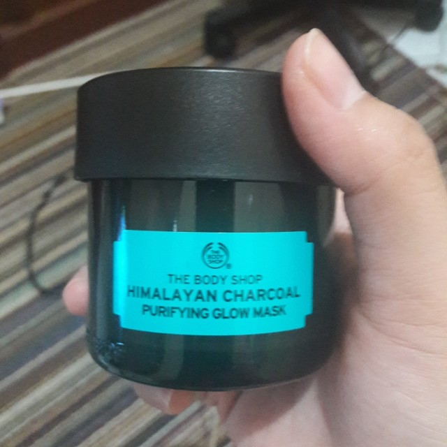 The Body Shop Himalayan Charcoal