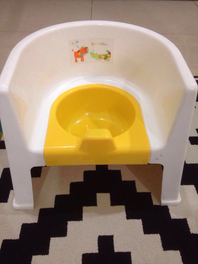 Toddler's Potty Chair