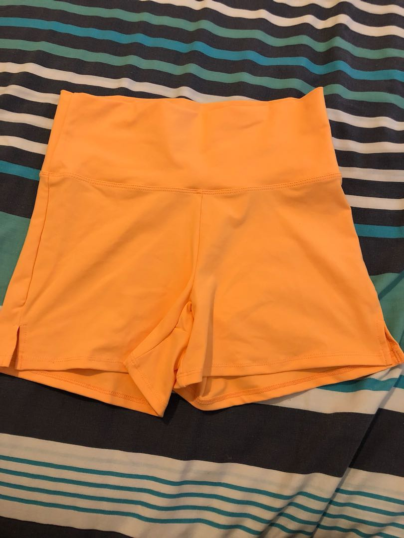 Toned by Ashy Bines BOOTY Shorts Size S
