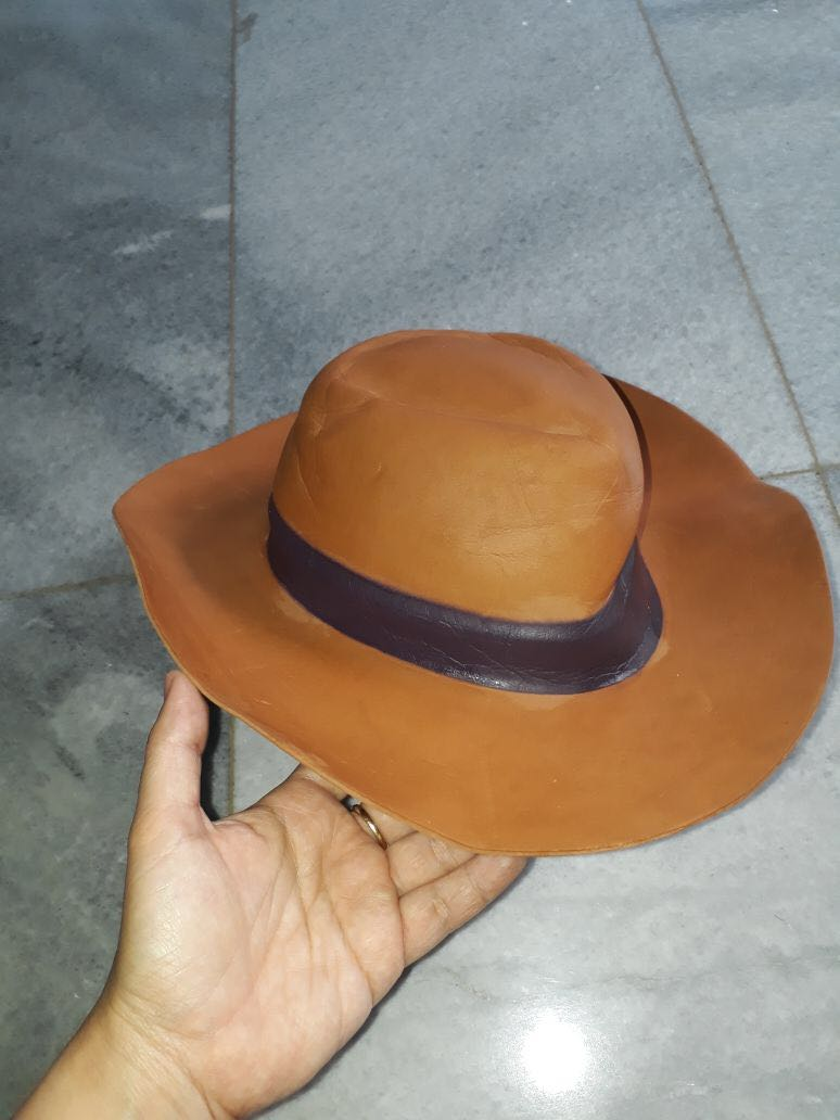 Topi cowboy 🤠 anak2