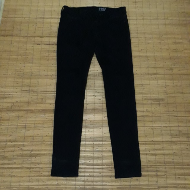 Uniqlo skinny fit jeans black
