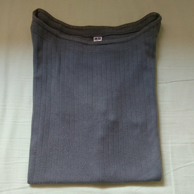 [PRELOVED] Uniqlo Olive Green T-Shirt