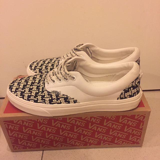80dc154856f6bf Vans Fear Men s Carousell Of God Footwear Fashion X On pZp4qSgnA