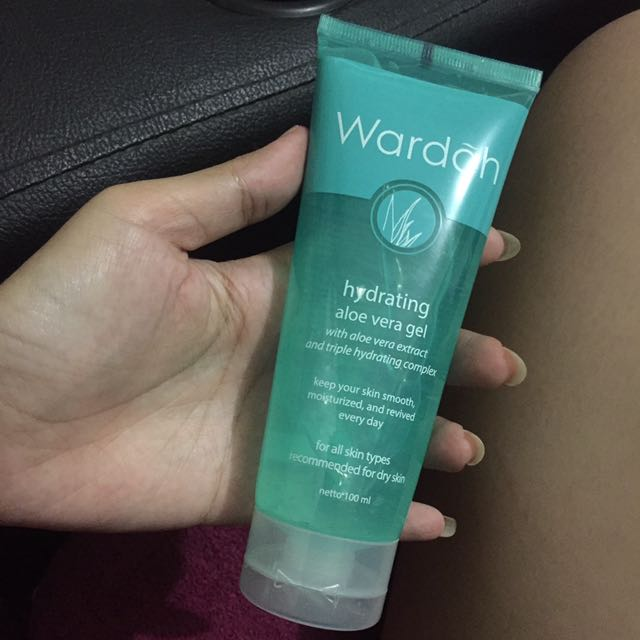 Wardah gel aloevera