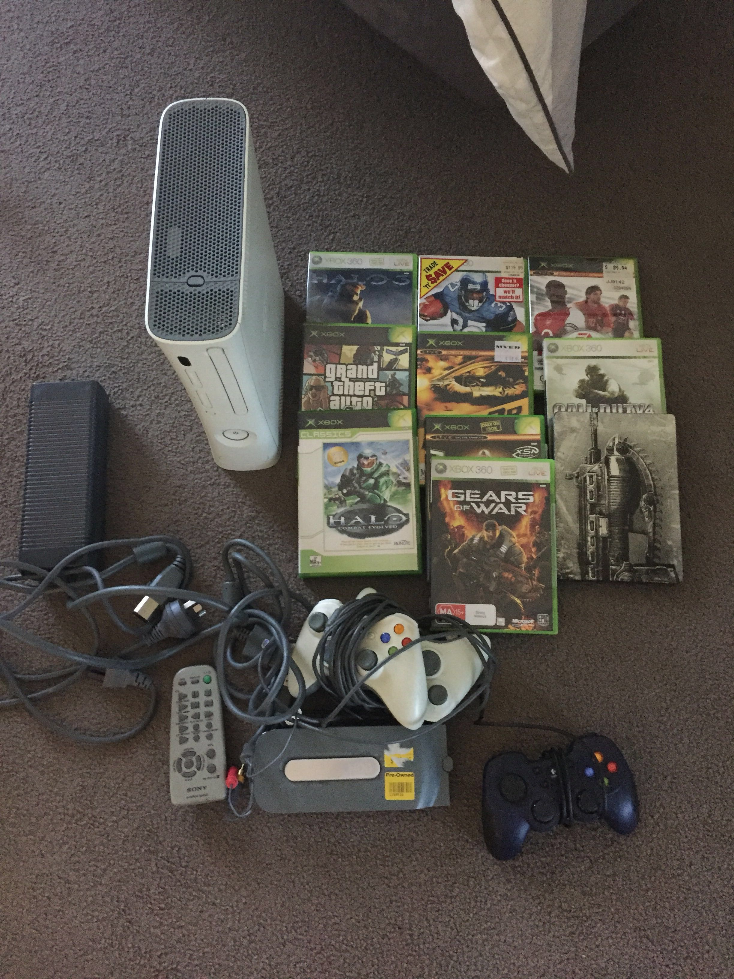 XBOX 360 package - quick sale