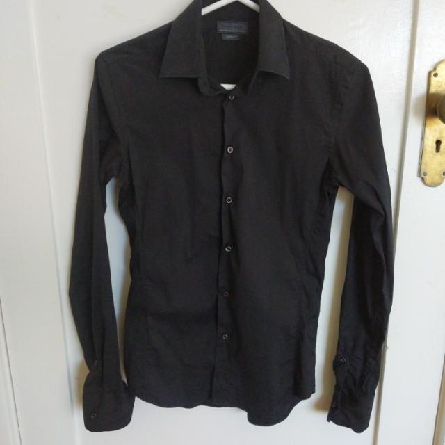 Zara Man Slim Fit Shirt (S - 38)