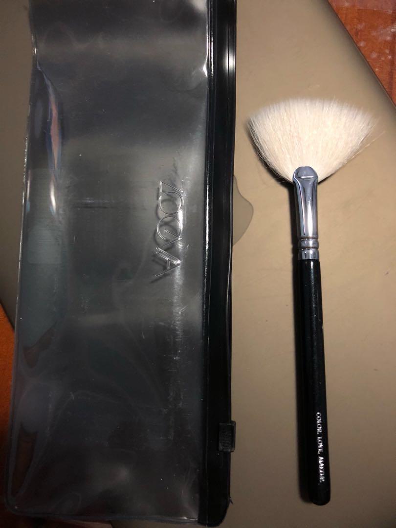 ZOEVA Luxe Fan Brush