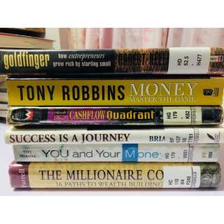 Money Game Books Buffet