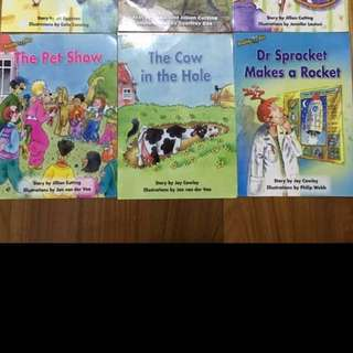 Reading Bee - Preschool Readers 3 Titles Left