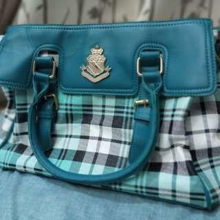 英倫學院風 🇦🇺 經典格紋格子、皮包、書包、超大容量,提袋,背帶,側背