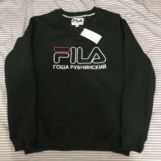 Gosha x fila sweater