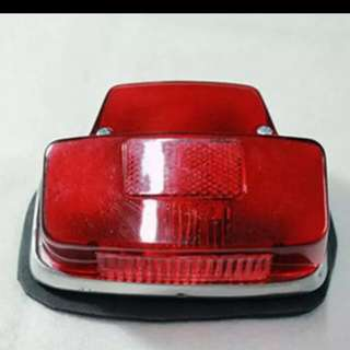Vespa super rear stop lamp light