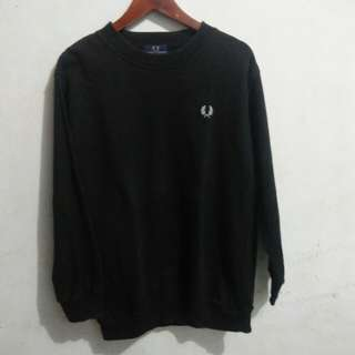 Fred perry crewneck L fit m