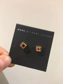 Marc by Marc Jacobs brand new earrings