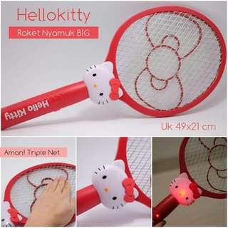 Raket Nyamuk Hello Kitty