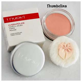 Cosmetics Cheek Blush
