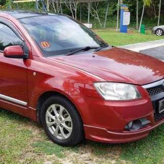 Proton Saga BLM SE 2010