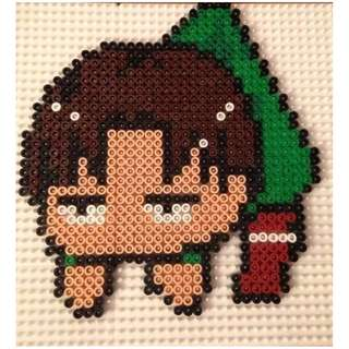Attack on Titan Hama Designs
