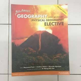 Geography elective textbook(physical)