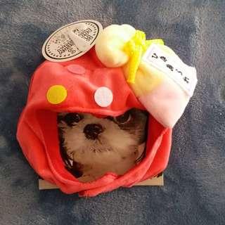 貓咪狗狗 變身帽 頭套