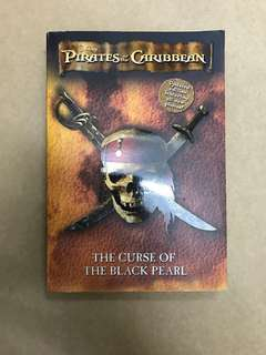Pirates of the Caribbean novel