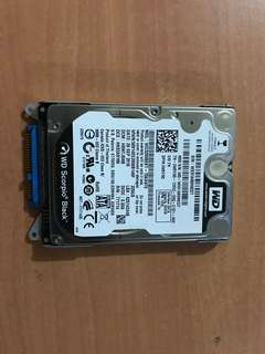 WD laptop hard drive 320gb SATA