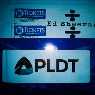 Ed Sheeran Philippine Concert Tickets