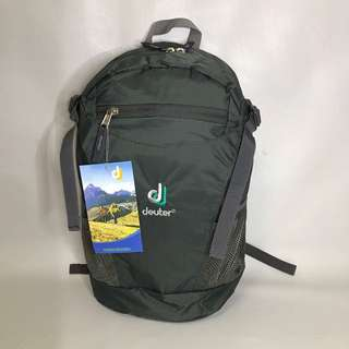Deuter Velocity Backpack/ Haversack