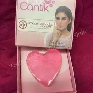 Instock Jm pink soap / sabun pink (price fixed)