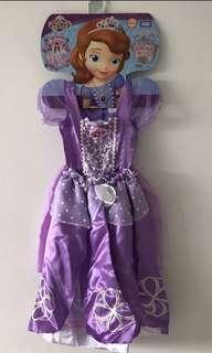 Princess Sofia gown Japan