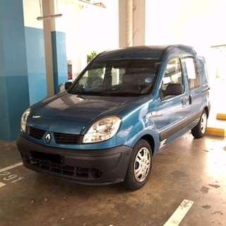 Renault Kangoo 1.5 Manual Diesel