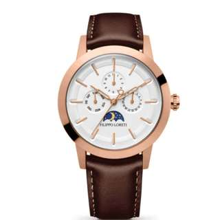 Filippo Loreti - Luxury Watches (Venice Rose Gold)