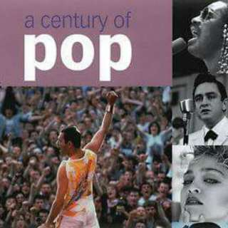 A Century of Pop Hardcover
