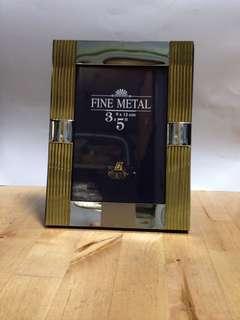 """金屬相架 Fine Metal Photo Frame 3x5"""" (9x13cm)"""