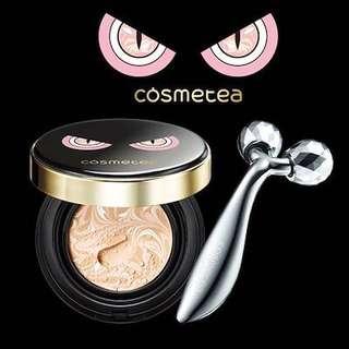 BnIB Cosmetea EE Cushion + Roller